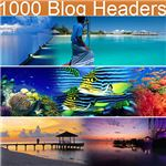 1000 blog headers