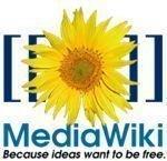MediaWiki logo (Image Credit: Wikimedia Commons)