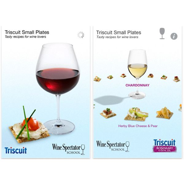 Recipes For Wine Lovers - Triscuit