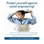 Social Engineering - Poster