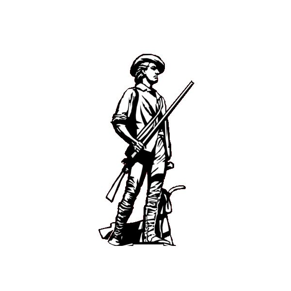 Minuteman Patriot (American Revolution)