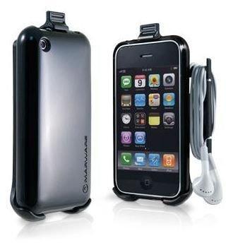 Sidewinder Deluxe iPhone Case