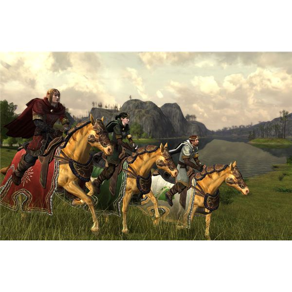 LotRO: Rise of Isengard New Content Guide