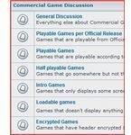 JPCSP Games Compatability Forum