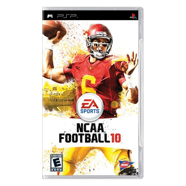 PSP Gamers' Review: NCAA Football 10 - Is It A Great Play Or Does It Cause A Riot?