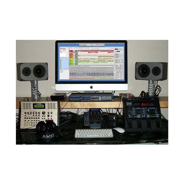 digital audio worksation