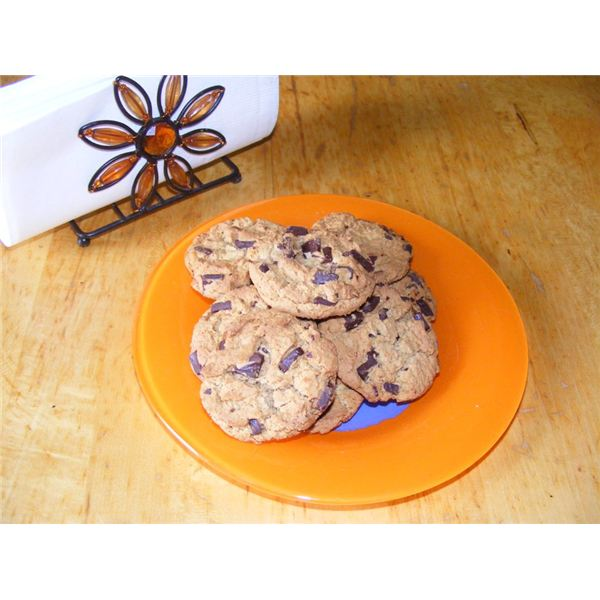 Chocolate Chip Cookies create incentive