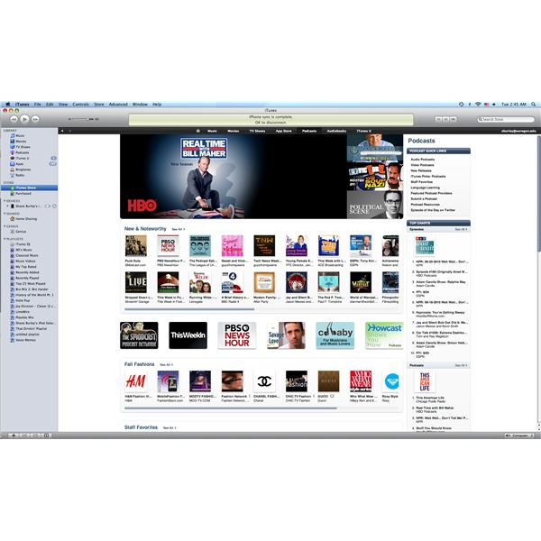 Tips and Tricks on How to Sort Podcasts in iTunes