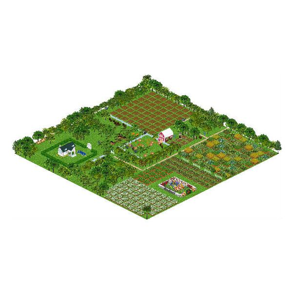 A brief history of farm games on facebook the rise of for Design your own farm layout