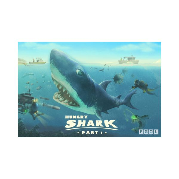 Hungry Shark iPhone Review