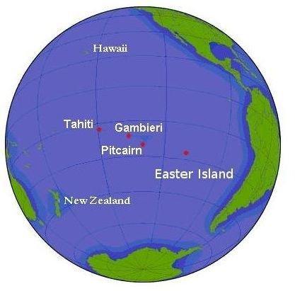 Pacific-Ocean-Pitcairn-Island-on-globe-view-English
