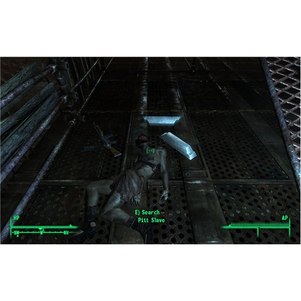 Fallout 3: The Pitt - The Last Steel Scavenger
