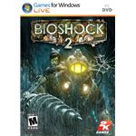 Bioshock 2 PC Cover