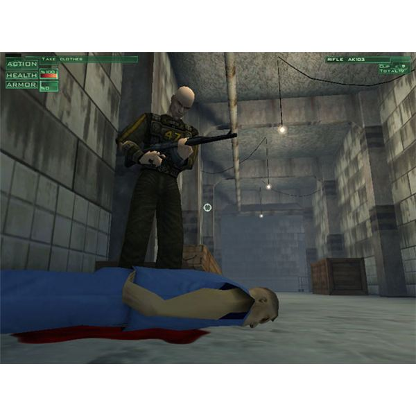 Hitman Codename 47 Cheat And Hints Exclusive For Windows Pc Altered Gamer