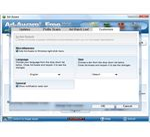 Customizing the UI of Ad-Aware Free v8.3