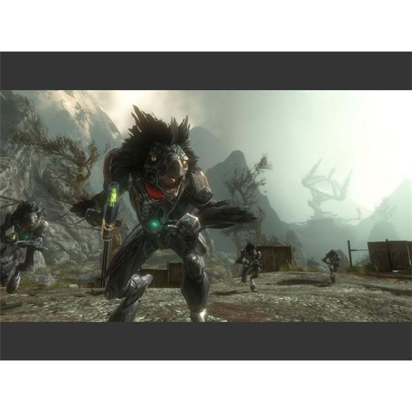 Halo: Reach Preview -- The Fall that Started it All