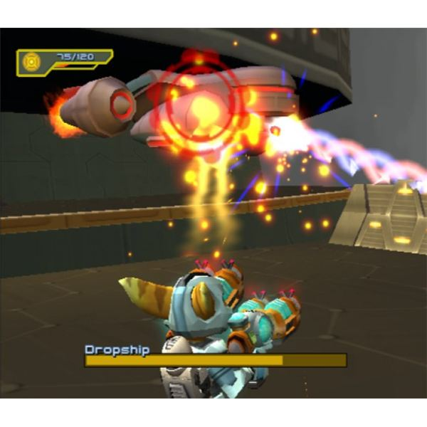 Ratchet and Clank Screenshot