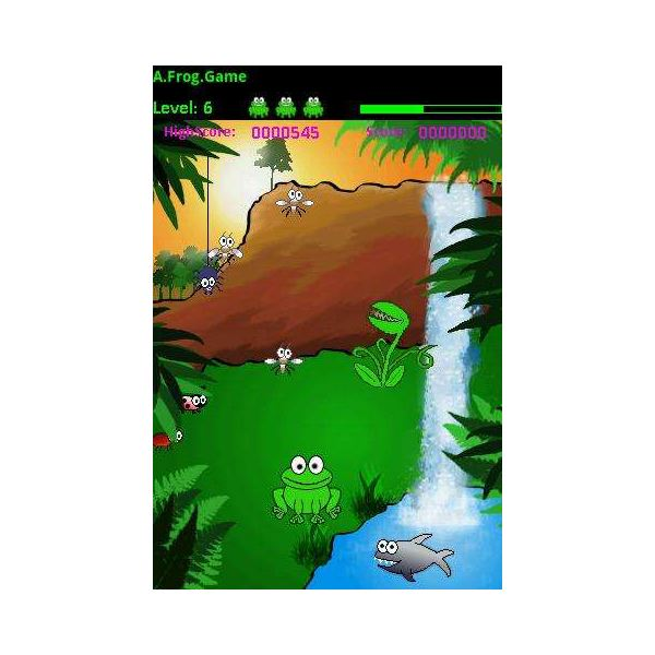 A Frog Game 1