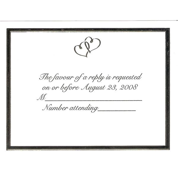 wedding invitations with free rsvp cards koni polycode co