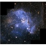 The Small Magellanic cloud.