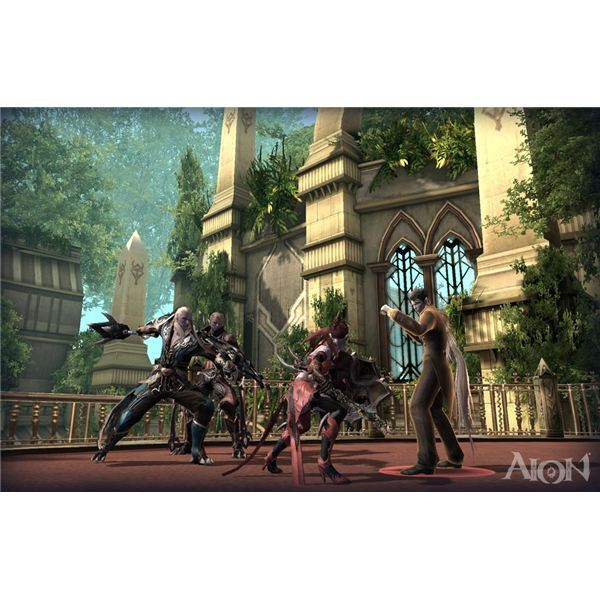 Aion Gets Paid Character Transfers  Like WoW