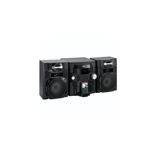 RCA RS2768I 5-CD System with iPod Dock