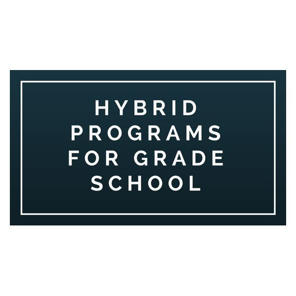 Hybrid Programs for Grade School