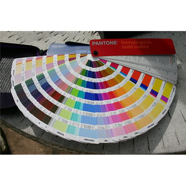 Converting Pantone to RGB Explained