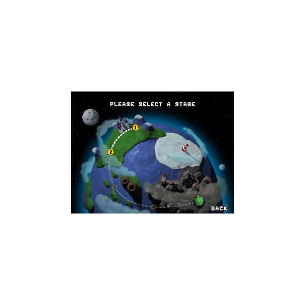 platypus world navigation screen