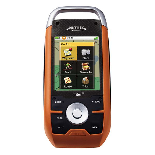 Magellan Outdoor Equipment: Triton Series Portable GPS Navigation