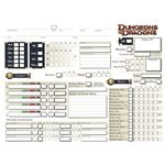 Printable D&D CharacterSheet Page 1