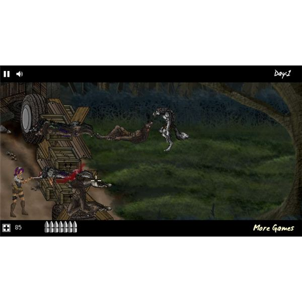 Moonlight Sonata Online Werewolf Game