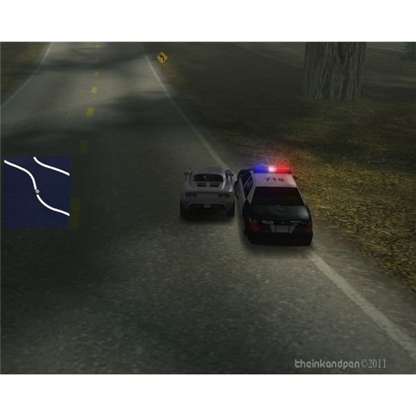 Need For Speed Hot Pursuit 2 - Cop Car and You