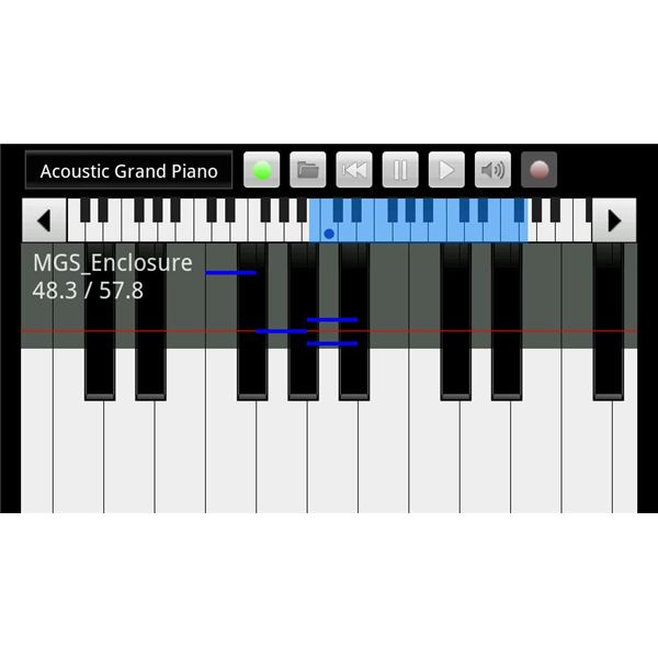 The Top 5 Android Piano Applications