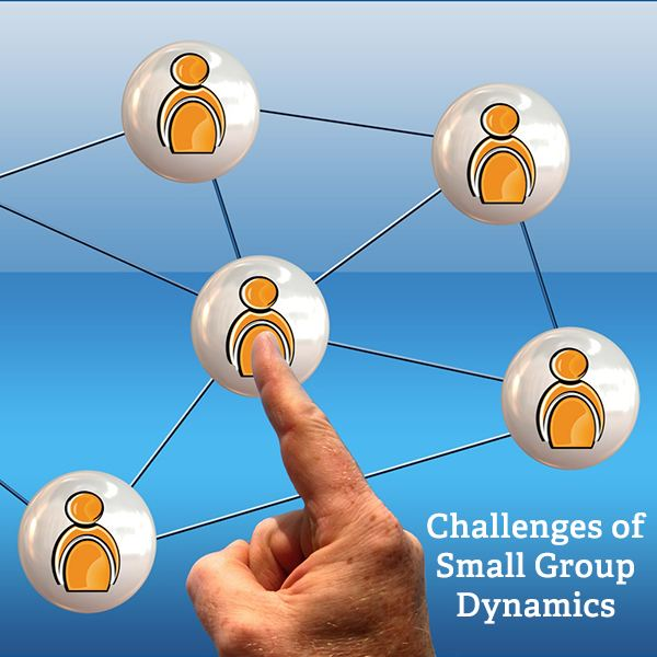 Dealing With the Challenges of Small Group Dynamics