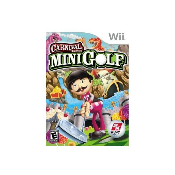 Carnival Games Mini-Golf Nintendo Wii Game Review
