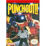 Punch-Out!! Featuring Mr. Dream - Original NES Box Art