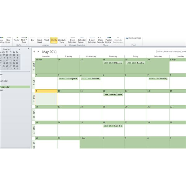 Troubleshoot Outlook: Calendar Not Keeping the Correct Time