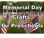 Memorial Day crafts for preschools