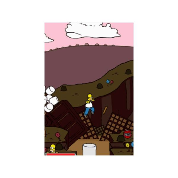 The Simpsons Game Graphics