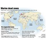 marine dead zones map