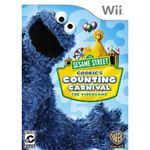Cookie's Counting Adventure Wii Game from Sesame Street