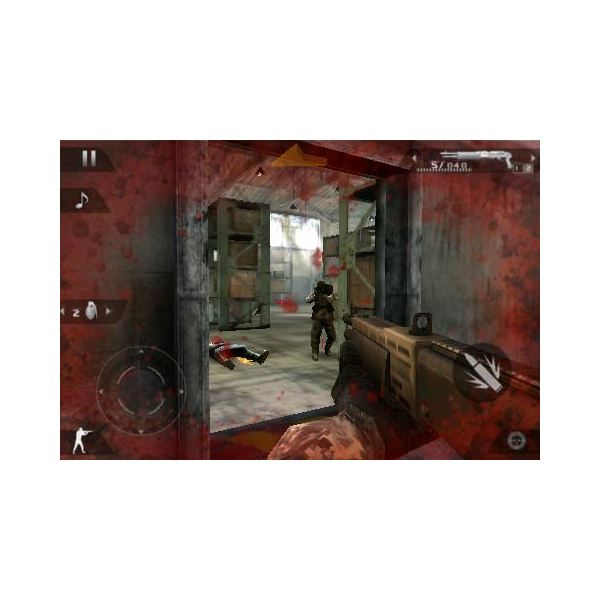 Modern Combat 2 shoot out
