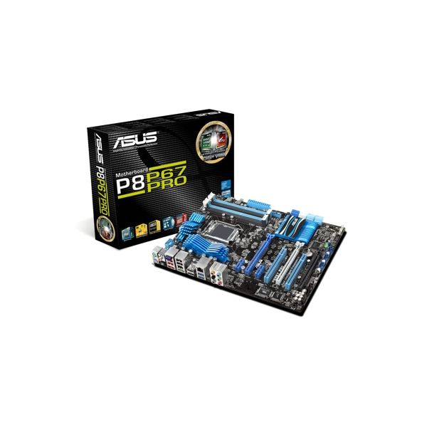 ASUS P8P67 Pro Motherboard