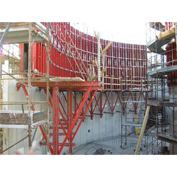 Concrete Building Systems : What are formwork systems
