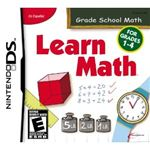 Learn Math Game for Nintendo DS