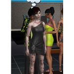 The Sims 3 Vampire at Party