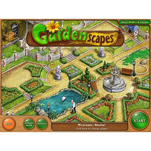 Gardenscapes the Game