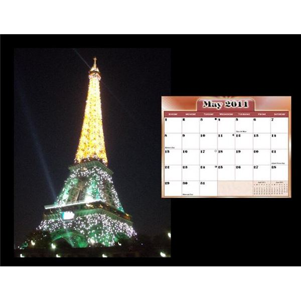 Free Postcard Calendar Templates Download Samples Or Create Your Own