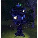 The Sims 3 tree house woohoo